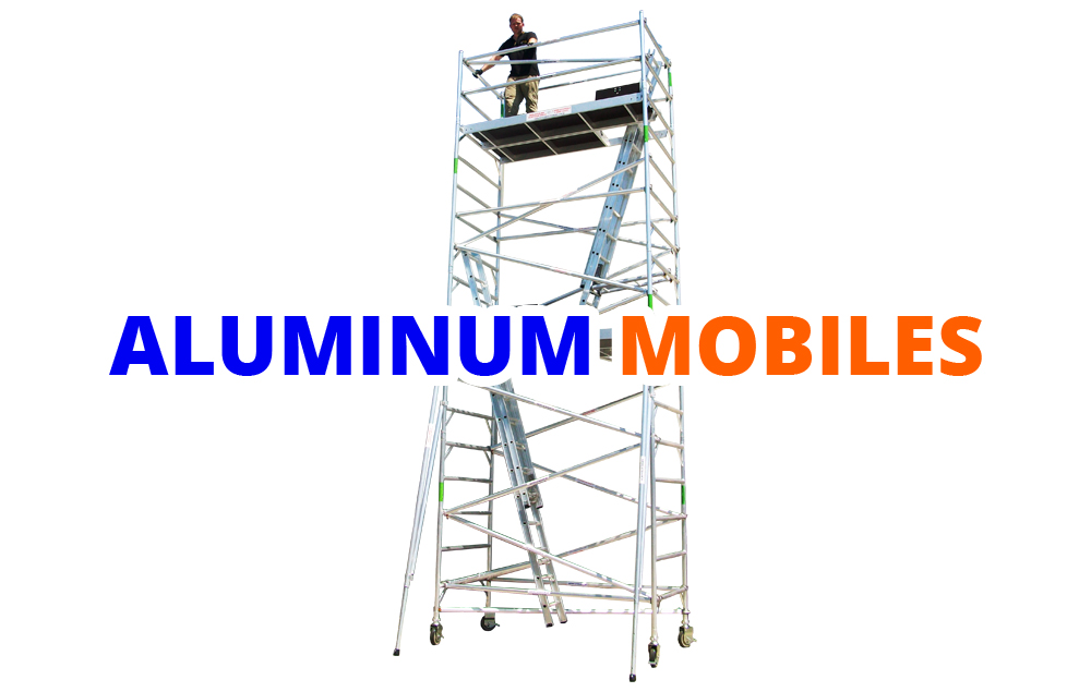 specialising in scaffold sales across Australia, check out our aluminium mobile scaffold