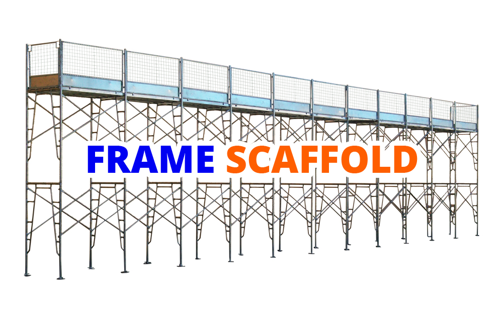 scaffolding sales pecialists, take a look at our Frame Scaffold