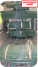 scaffolding that is delivered to customers Australia wide