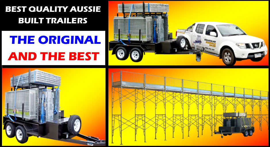 compact scaffold trailer pack to go